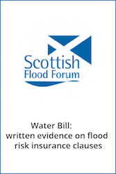 Water Bill Cover - SFF