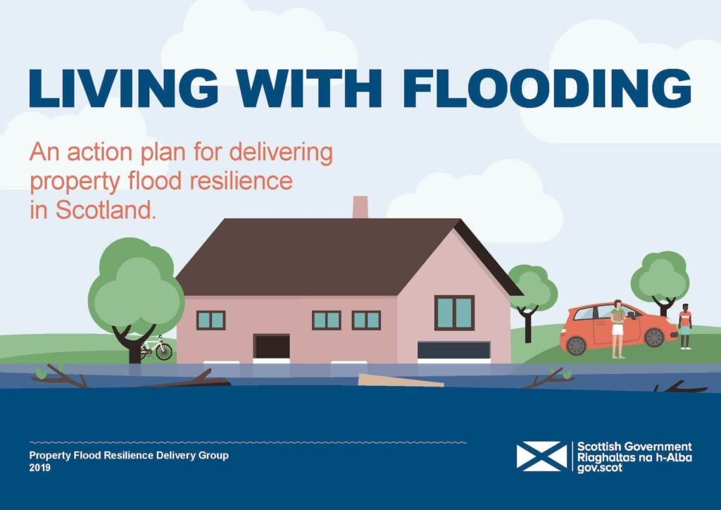 Living with Flooding Action Plan